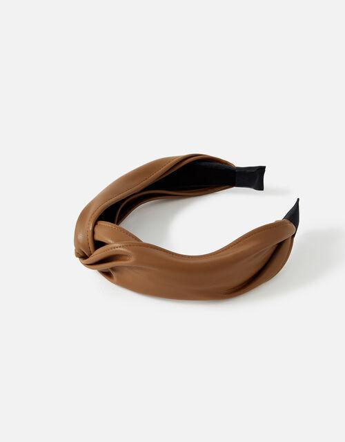 PU Knot Headband , , large