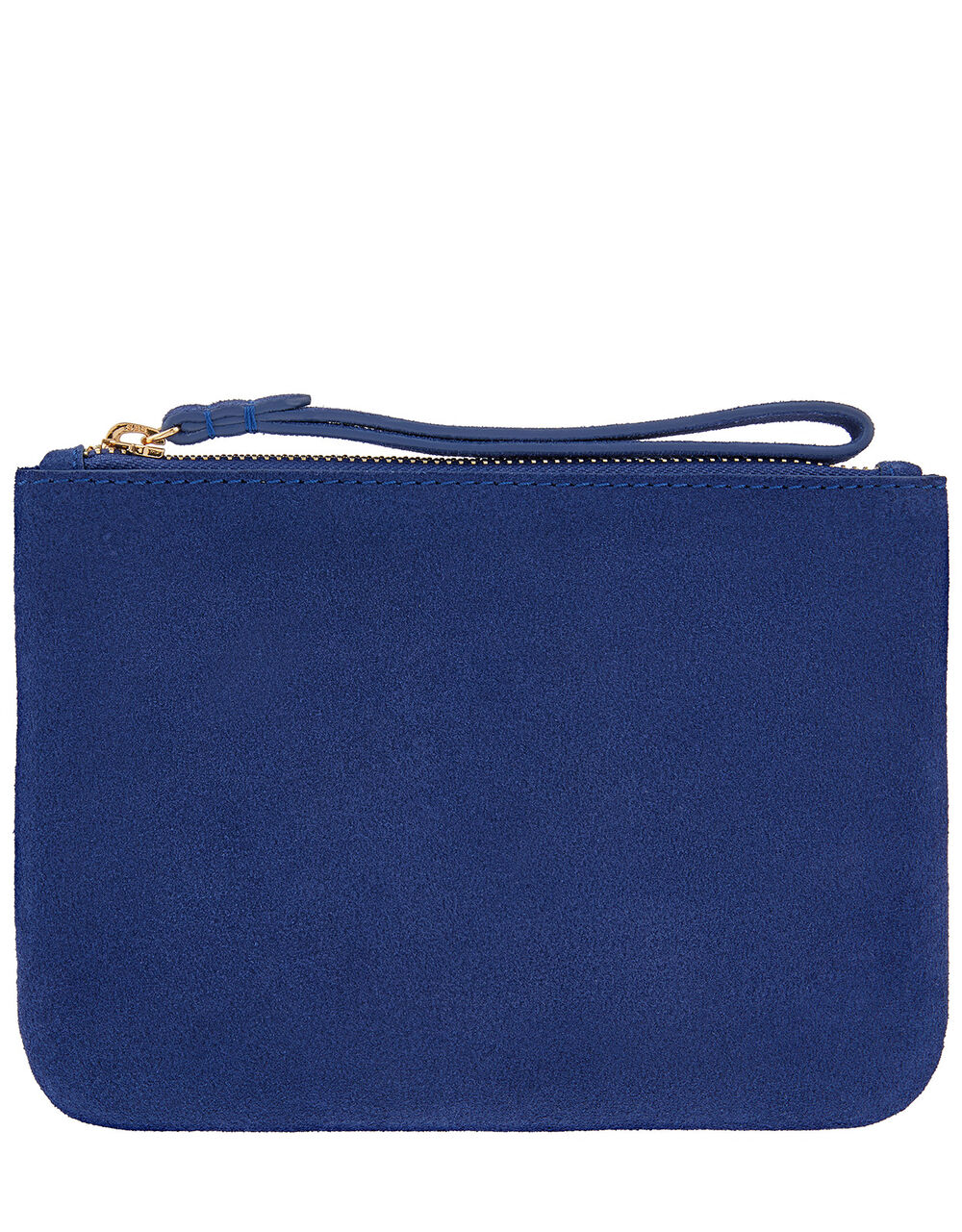 Leather Pouch Bag, , large