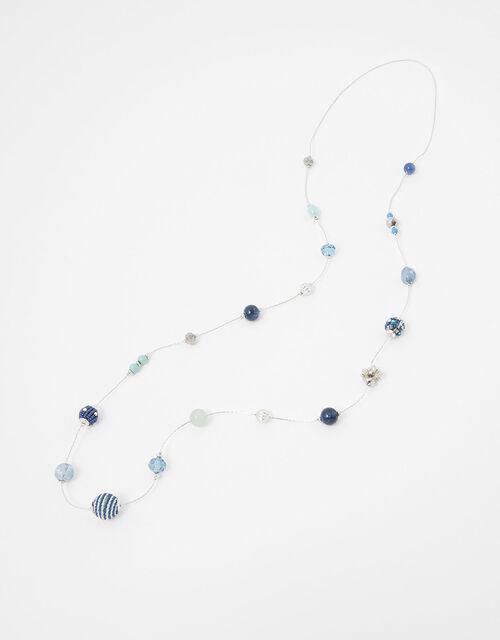 Niki Beaded Rope Necklace, , large