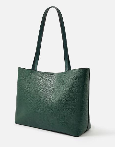 Leo Tote Bag Green, Green (GREEN), large