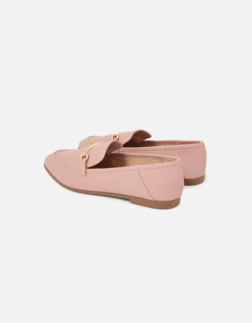 Tapered Loafers , Nude (NUDE), large