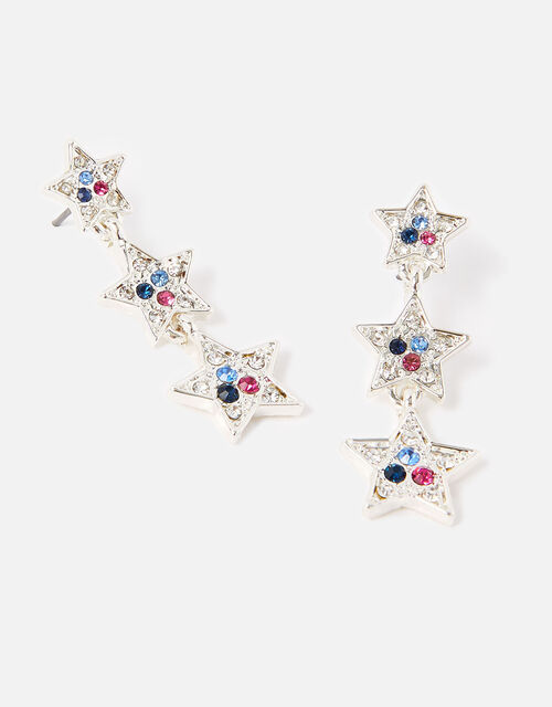 New Decadence Star Drop Earrings, , large