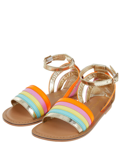 Rainbow Sandals, Multi (BRIGHTS-MULTI), large