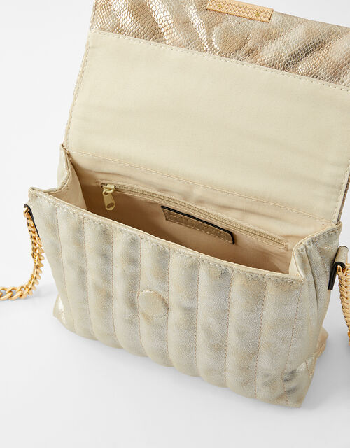 Snake Cross-Body Bag , , large