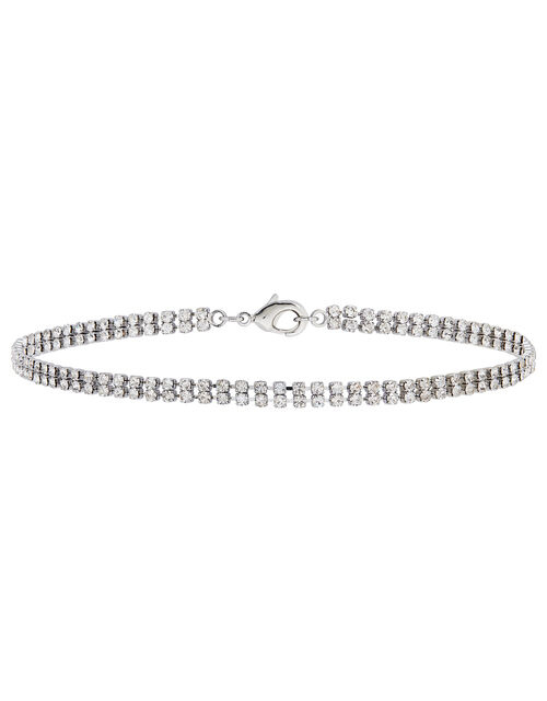 Cup Chain Choker Necklace, , large