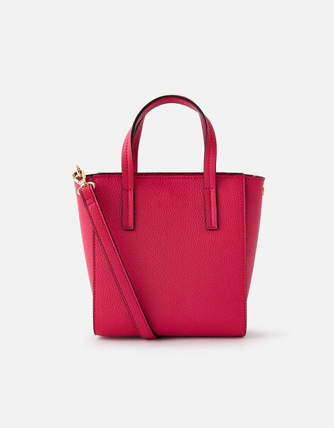 Mini Top Handle Cross Body  Pink, Pink (PINK), large