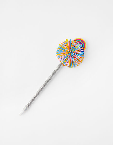 Rainbow Pom-Pom Pen , , large