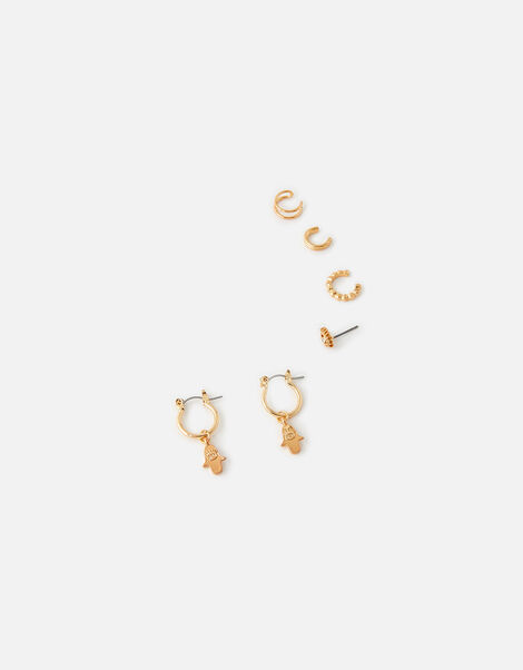 Hand and Eye Ear Accessory Set, , large