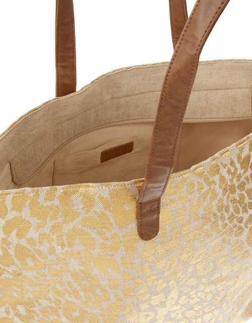 Lakshmi Cotton Tote Bag, , large