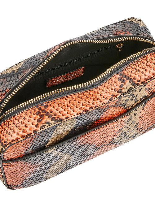 Snake Cross-Body Bag, , large