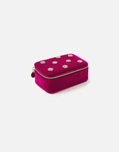 Polka Dot Medium Jewellery Box, , large