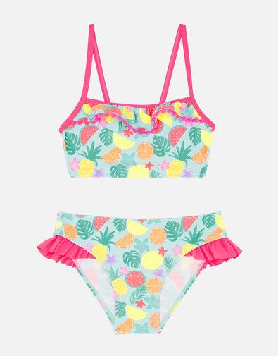 Fruit Print Bikini Set Multi, Multi (BRIGHTS-MULTI), large