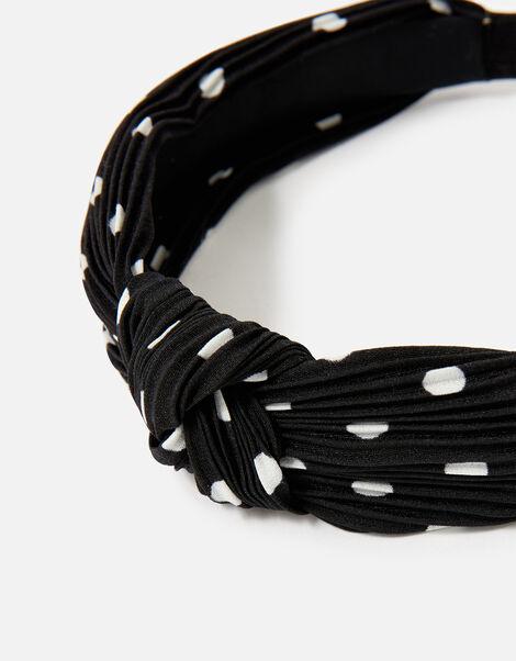 Spot Knot Headband , , large