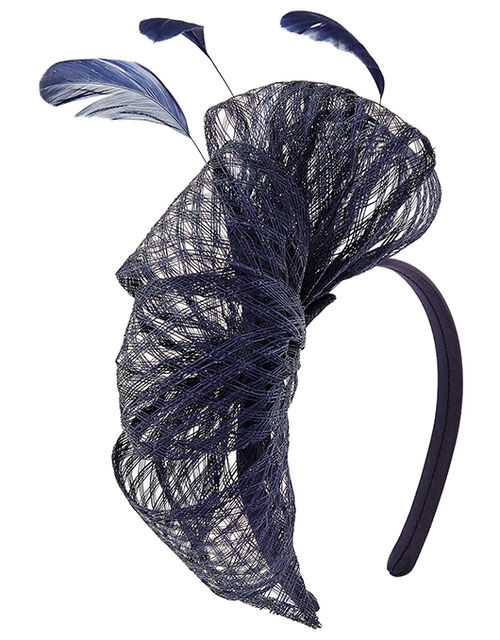 Arianna Fascinator Headband, , large