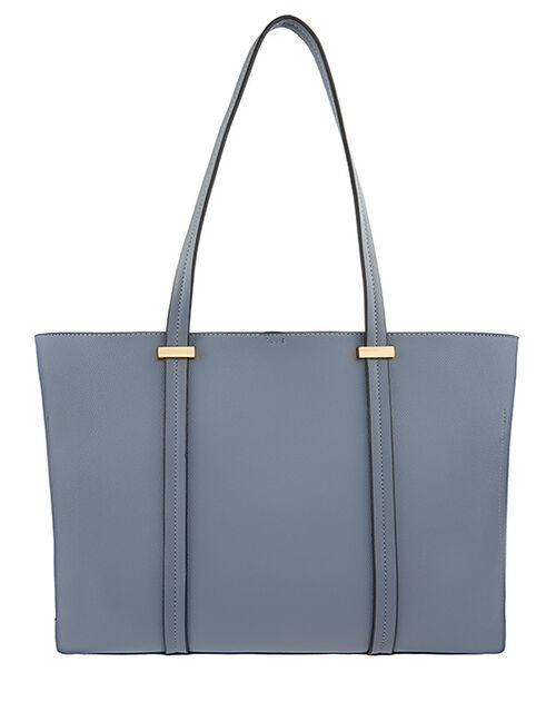 Ali Tote Bag, Blue (BLUE), large