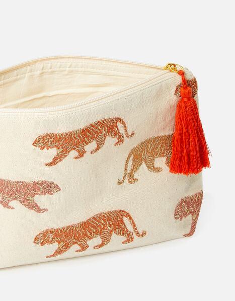 Tiger Wash Bag WWF Collaboration, , large