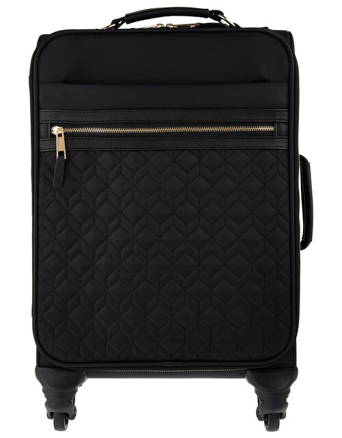 Quilted Suitcase, , large