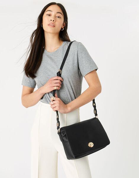 Avani Cross-Body Bag  Black, Black (BLACK), large