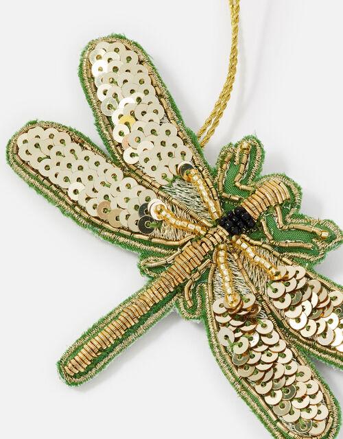 Embellished Dragonfly Hanging Decoration, , large