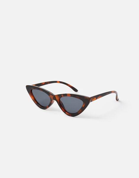 Carlotta Tort Cat-Eye Sunglasses, , large