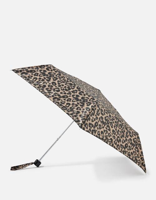 Leopard Print Umbrella , , large