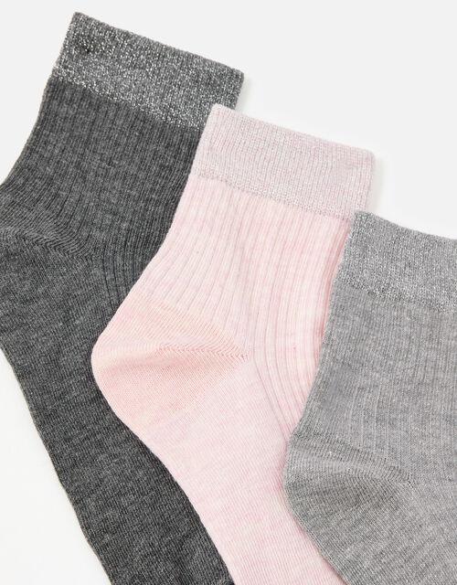 Sparkly Cuff Sock Set , , large