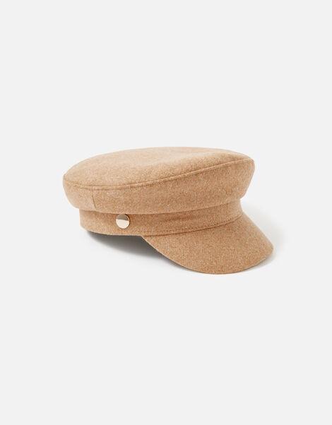 Baker Boy Hat  Camel, Camel (CAMEL), large