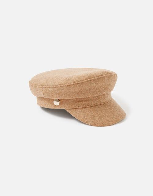 Baker Boy Hat , Camel (CAMEL), large
