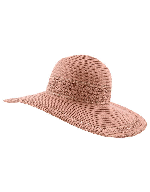 Sorento Floppy Hat, Pink (PALE PINK), large
