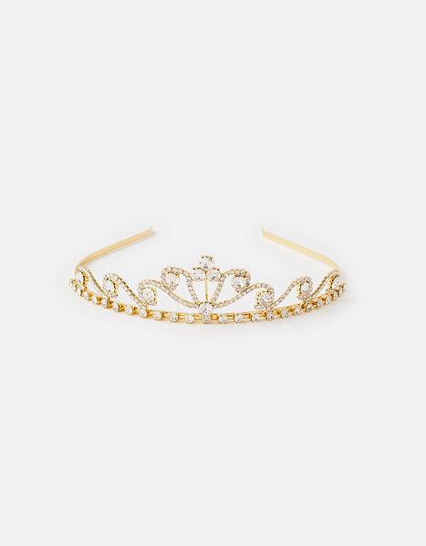 Sparkle Tiara Headband, , large