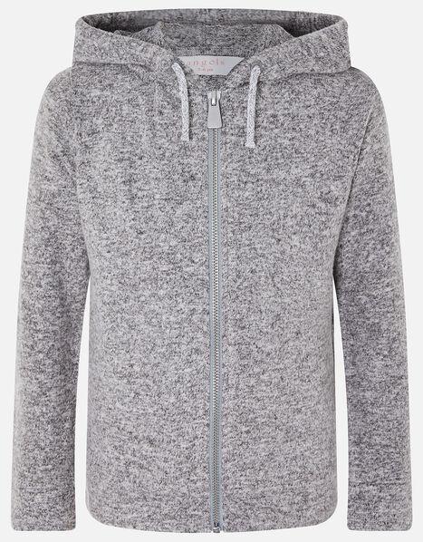 Marl Hoody Grey, Grey (GREY), large