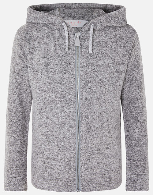 Marl Hoody, Grey (GREY), large