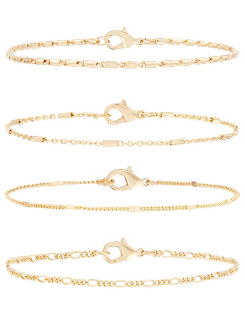Chain Anklet Multipack, , large