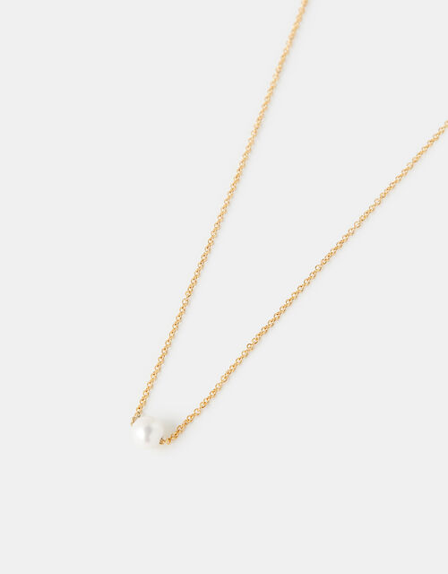Freshwater Pearl Necklace, , large