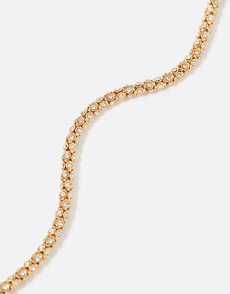 Crystal Chain Bracelet, , large