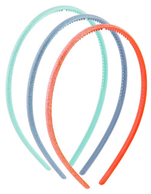 Skinny Glitter Headband Multipack, , large
