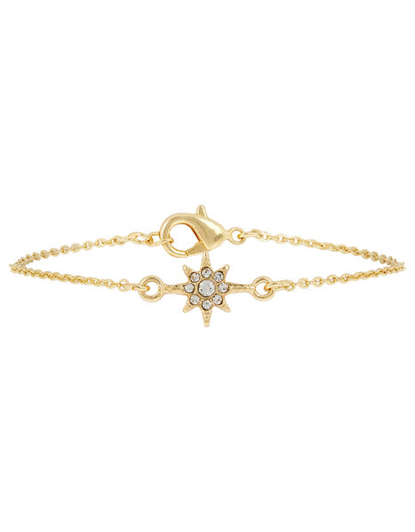 Pave Star Bracelet, , large