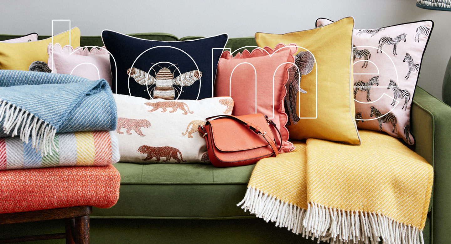 bold as nature new home collection!