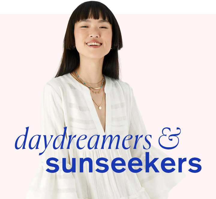 daydreamers & sunseekers